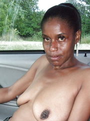 Pictures of naked old black women