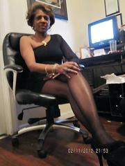 Mature Black Woman Nude